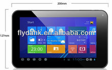 Tablet pc via8850 7 inch mid