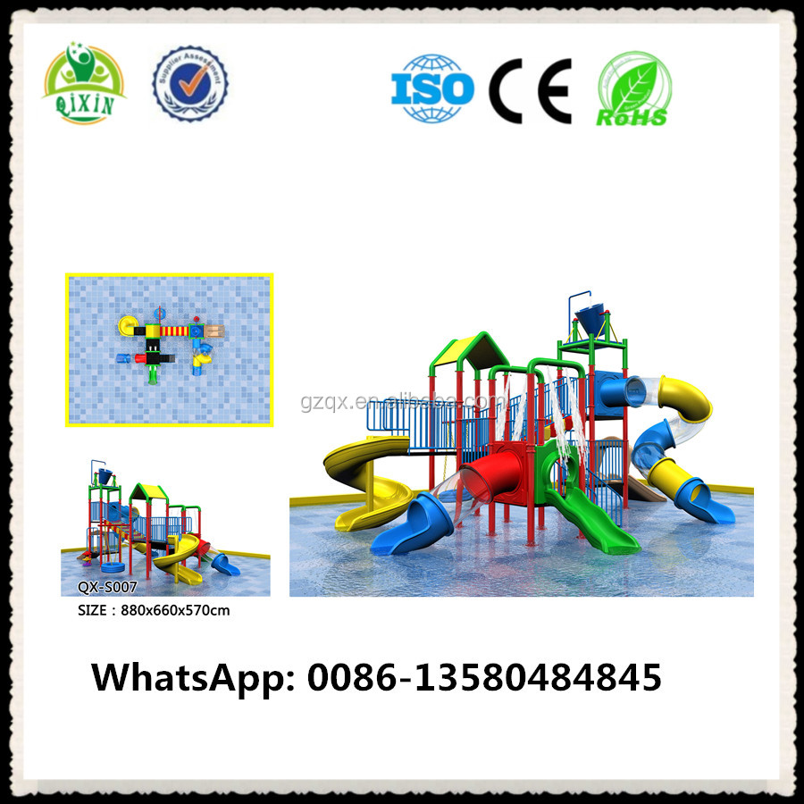 Popular hotel water park design build/water splash park/design kids park