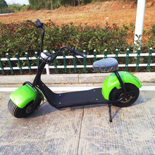 Nzita(China ),2018 Newest hot sale best original No foldable electric scooter with 2 wheels
