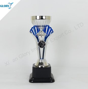 High-end Metal Plastic Cup Trophy
