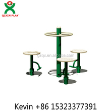 Fine Quality Park fitness equipment dimensions, outdoor siting rotator, hip twister machine QX-092B
