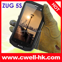MANN ZUG 5S 4G LTE IP67 mobile phone Waterproof Android 4.4 Smart phone