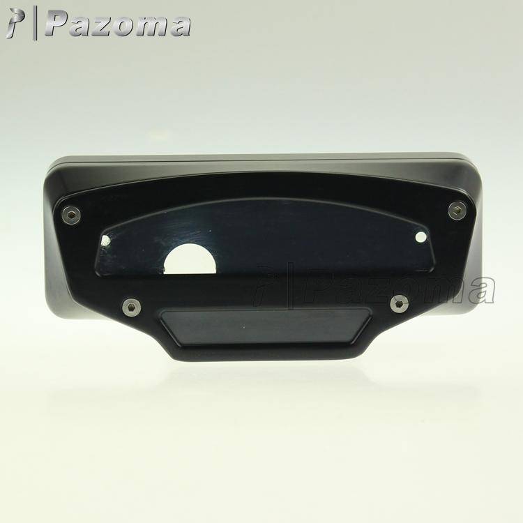 Hot Sale Motorcycle Billet Aluminum Speedo Gauge Tach Covers For Suzuki M109R Boulevard