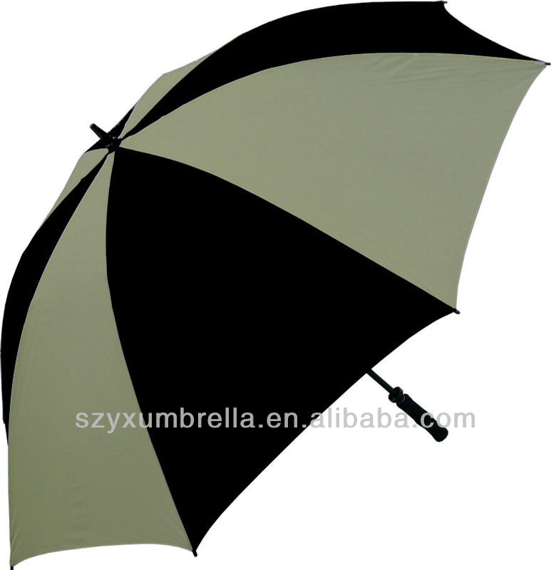 A large Golf umbrella for all the family