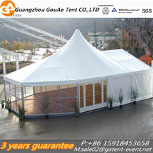 Outdoor especial marquee tent with PVC fabric