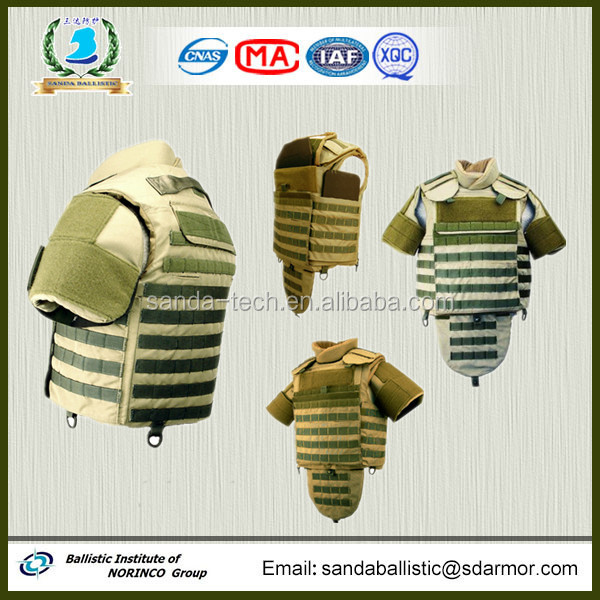 Full Protection Bullet Proof Vest
