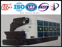 Quick steam generation horizontal style coal fired steam boiler,rice husk steam boier price