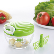Multifunction Vegetable and Fruits Salad Tools Hand Food Chopper