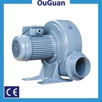 Aluminum Centrifugal Fan 0.4KW PF100-05 Air Blower for inflatables
