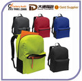 Wholesale New Type Plain 600 Denier Polyester School Backpack for Teens