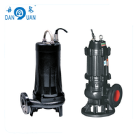 Top Quality Vertical Underwater Sewage Pump made in China