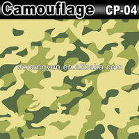 new design JEEP camouflage vinyl for car