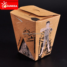 Retail Foodservice paper packaging / paper food box