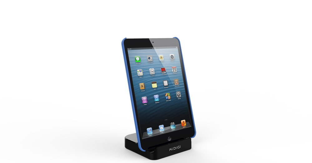 Case Compatible Sync & Charge Dock For iPad & iPad mini & for iPad Air