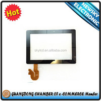 Spare parts tablet for asus transformer pad tf700 touch screen replacement