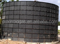 PUXIN High Quality Food Waste Treatment Plant Biogas Digester
