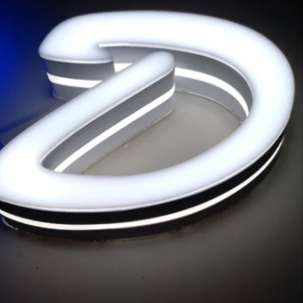 Customized acrylic 3d channel led letter display <strong>signs</strong> for advertising