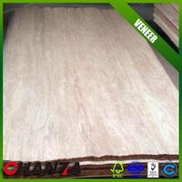 hot sell best quality rubber wood veneer