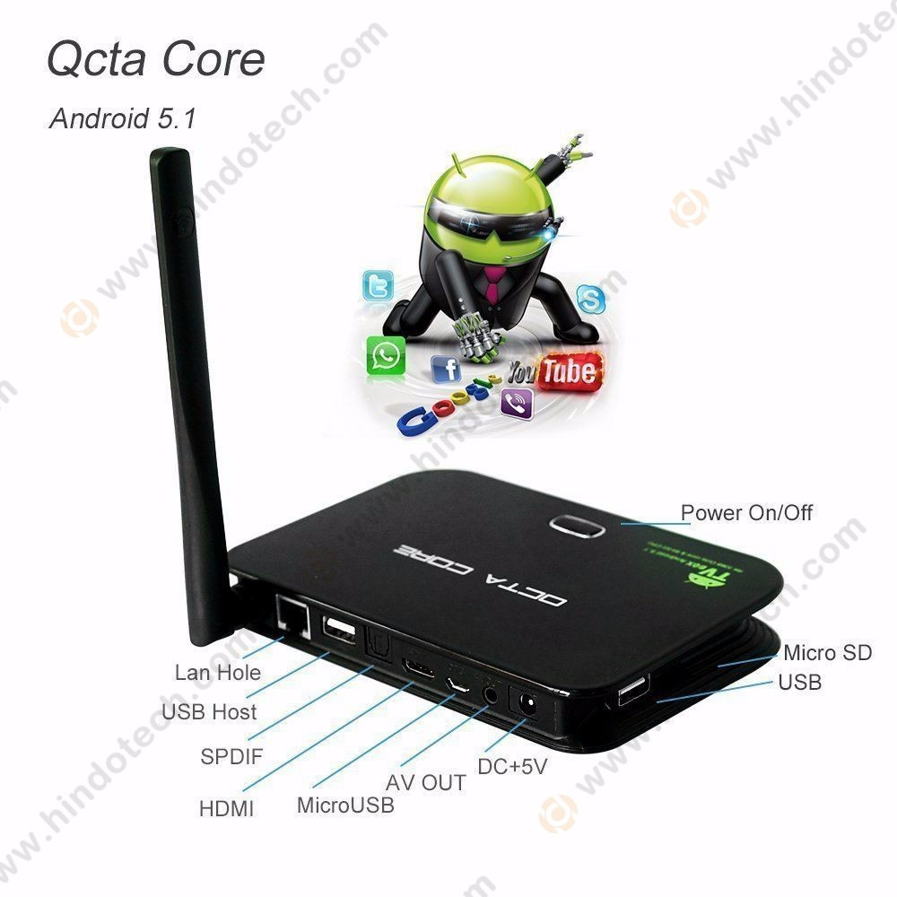2016 Best sell Internet TV Set top box Z4 Android 5.1 Tv Box
