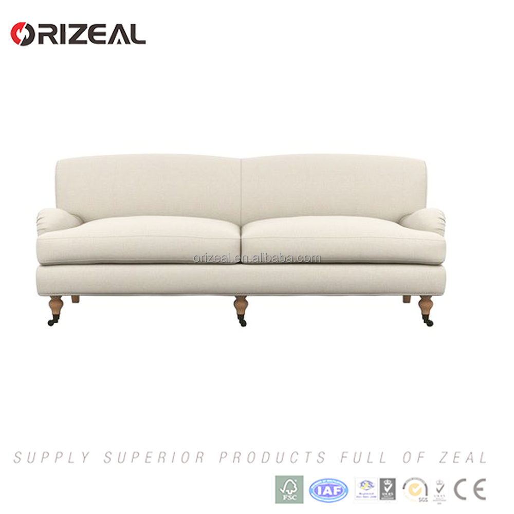 Home furniture strong quality 3 seater sofa, living room sofa set upholstery sofa