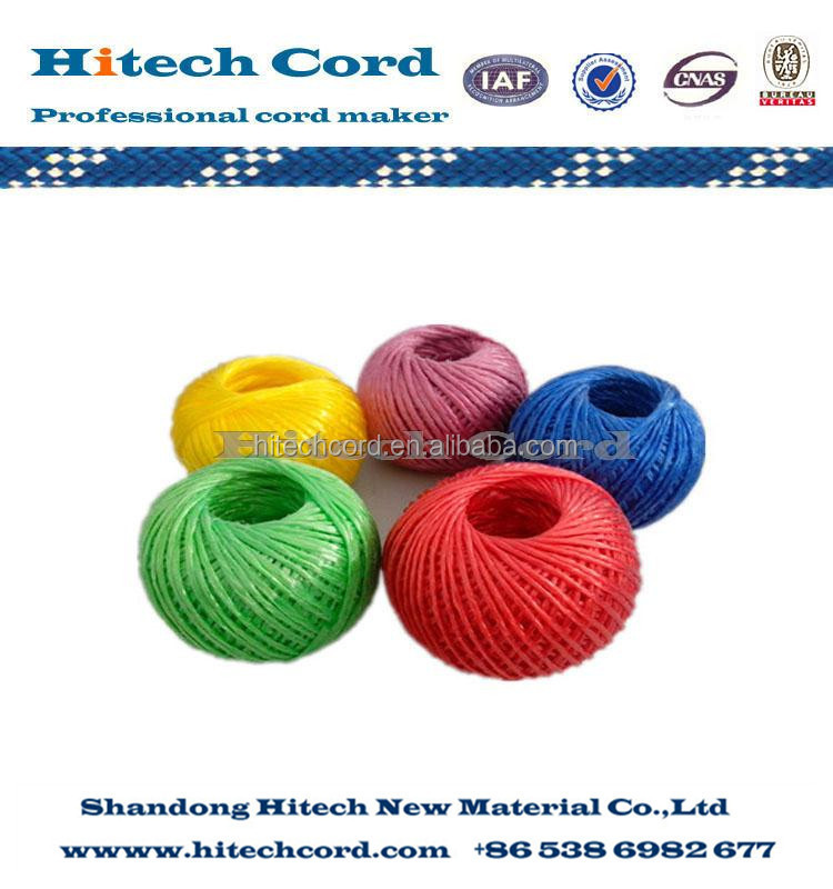 Greenhouse baler twine for vegetables with cheap price