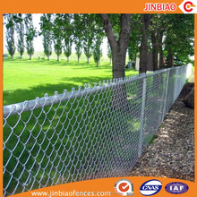 9 gauge galvanized chain link wire mesh fence for direct sales