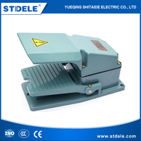 STDELE FS-302 heavy duty drill machine foot control switch from wenzhou Supplier
