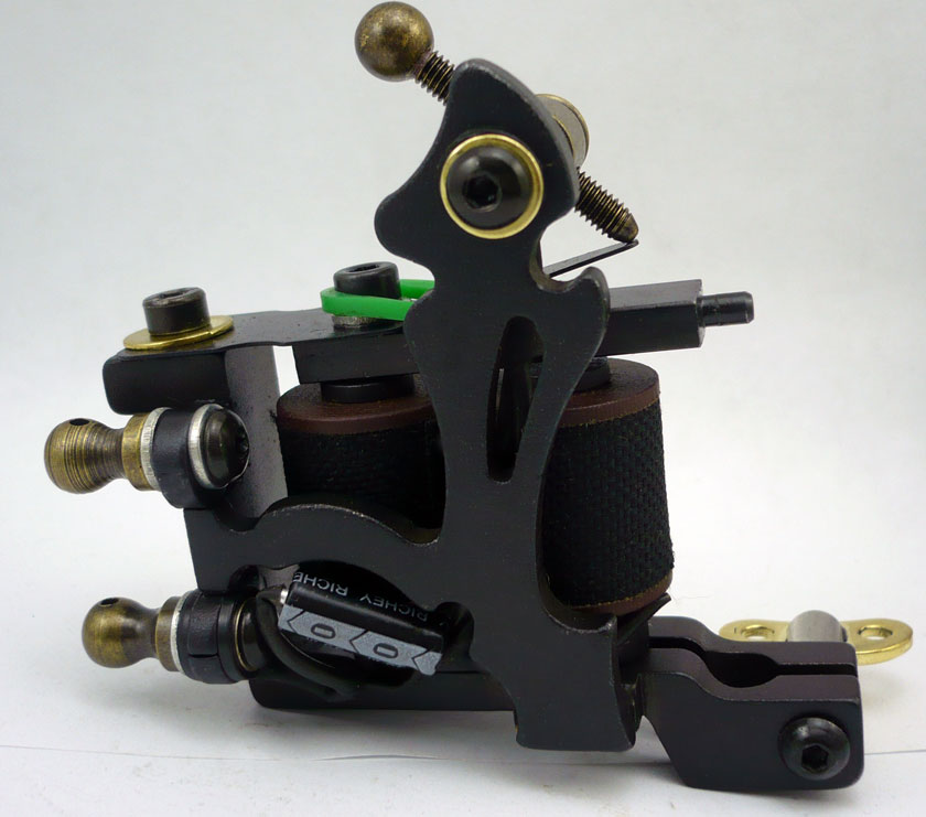 Pure Handmade Iron Liner Luo's Tattoo Machine