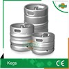 Euro standard stainless steel beer keg for beer brewing equipment