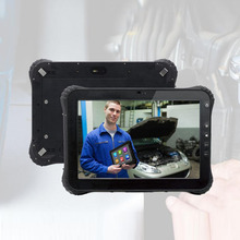 10inch Tablet RFID Mobile Windows 10 Rugged Tablet Industrial PC with RJ45 USB HDMI RFID NFC