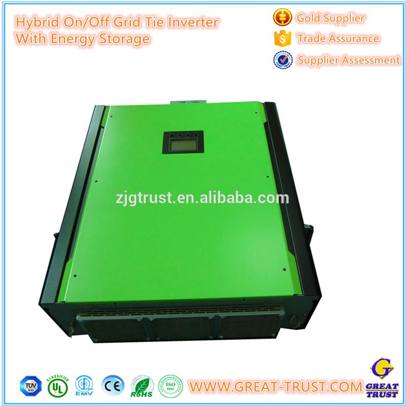 Hybrid solar power inverter 2kw 3kw 4kw 5kw 10kw 5000 watt inverter 220 volt with low price