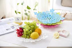 cheap multifunctional plastic serving tray