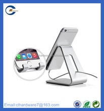 China supplier custom high quality mobile phone ipad metal stand metal book holder
