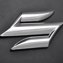 Oem designed 3D Stickers Chrome Logo,Car Badge Logos