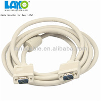 Good quality 20 meters vga ribbon cable