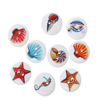 arts and crafts wooden all types of clothing buttons
