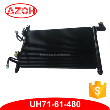 High Quality Auto Condensor for Mazda B2200 B2500 B2900 UH71-61-480 UH71-61-480F