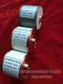 1.5UF 2500VDC 100A / 0.08UF 6000V DC 150A 100KHZ Resonant Capacitor / High Frequency Voltage Big Current Resonance Capacitor