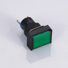 plastic industrial Led push button switch
