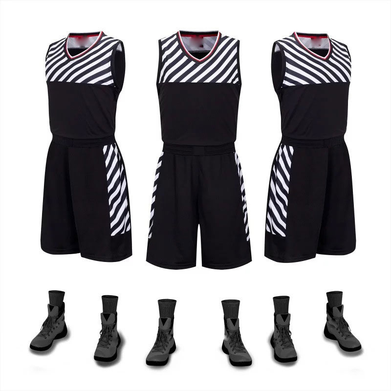 Low Price mens reversible black & white basketball jerseys pictures