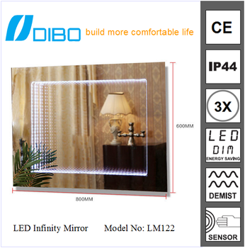 Europe Hot Sale 3D LED Infinity Mirror with Good Quality