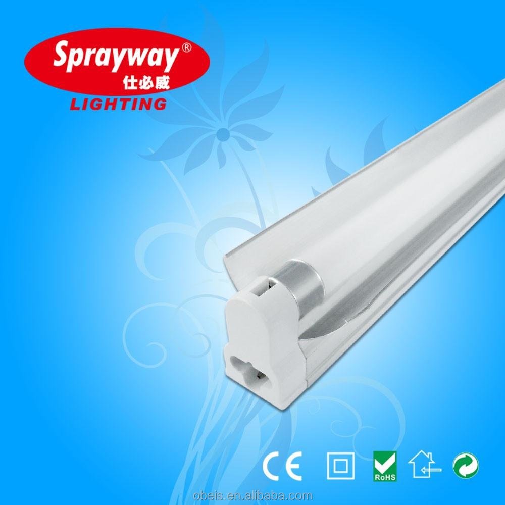 New Design T5 Energy Saving Lamps with Shade 4 feet 28W Office Light