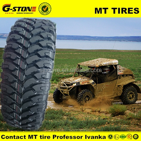 china radial off road mud 4x4 tires 31*10.5*15r