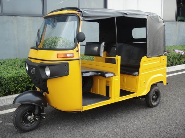 Passenger Electric Auto Rickshaw Tuk Tuk for Sale Electric Cycle Rickshaw