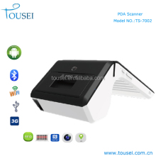 Portable wifi bluetooth android pos terminal with thermal receipt printer barcode scanner smart card nfc reader