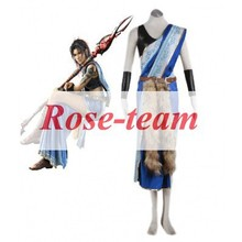 Fantasia Anime Lolita-Best Quality Final Fantasy XIII 13 Oerba Yun Fang Cosplay Costume Game Costumes C0207