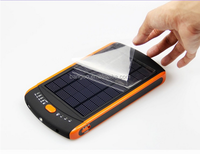 23000mah solar power bank For Mobile Phone Camera laptop