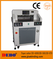 China made best quality Hydraulic Paper Cutter with cheaper price with warranty