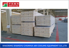Polyurethane Foam PU Sandwich Panel For Cold Room Wall and Roof