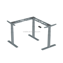 Office furniture adjustable standing computer desk